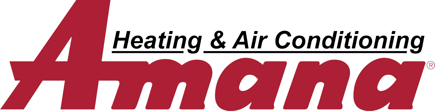 amana brand logo furnaces
