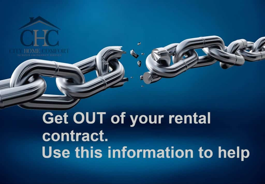Cancel Rental Contract