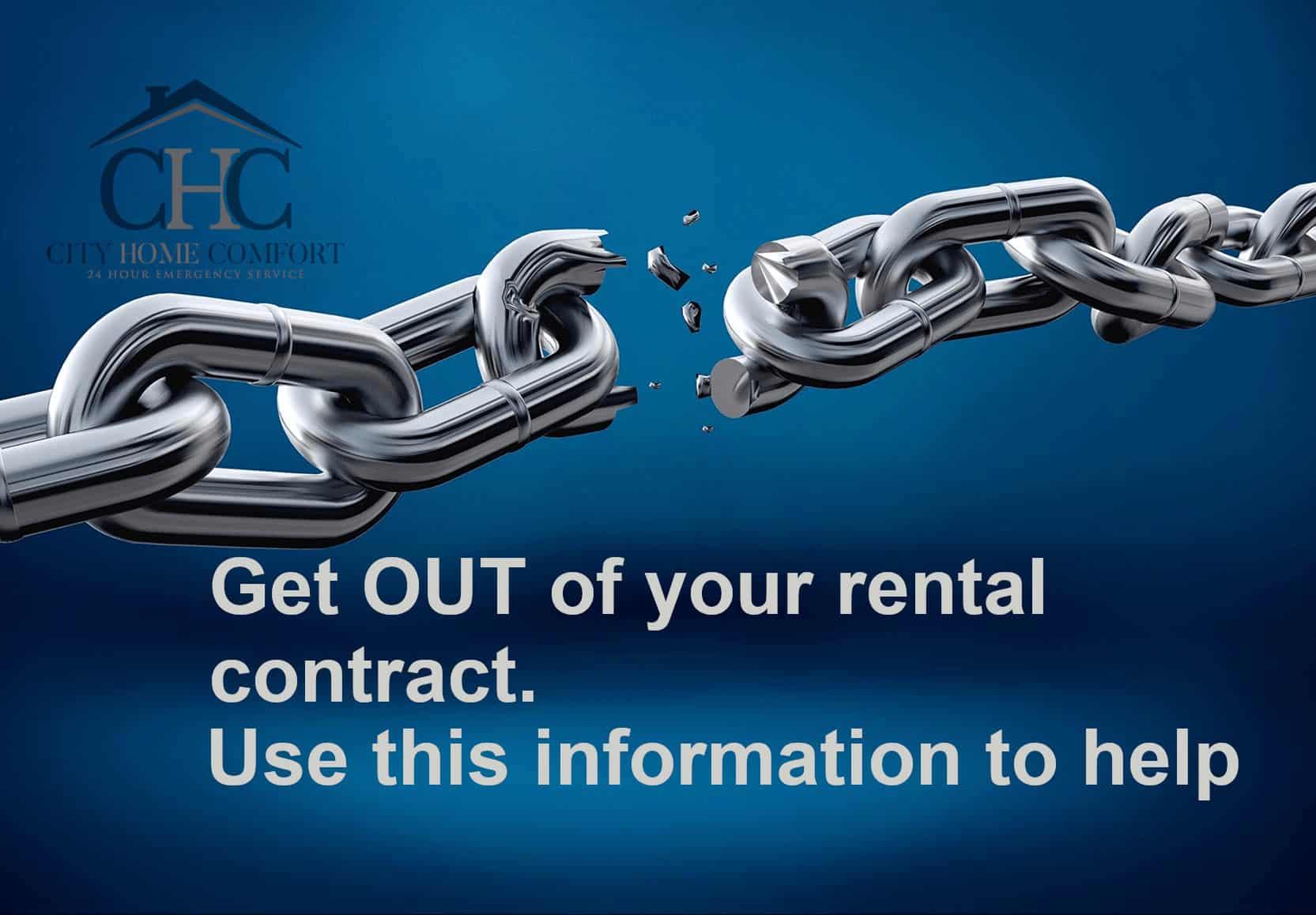 Cancel Rental Contract