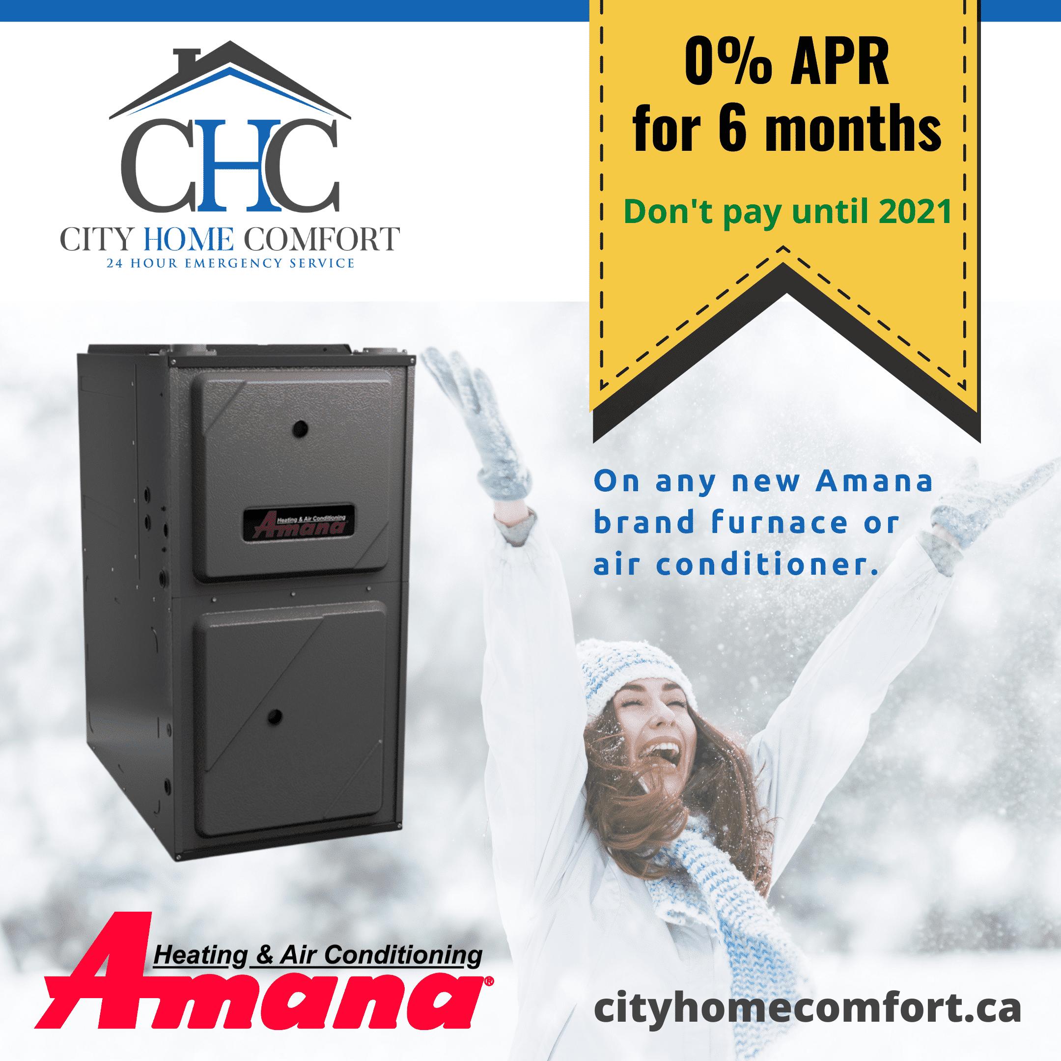 Amana Brand 6 Months 0%
