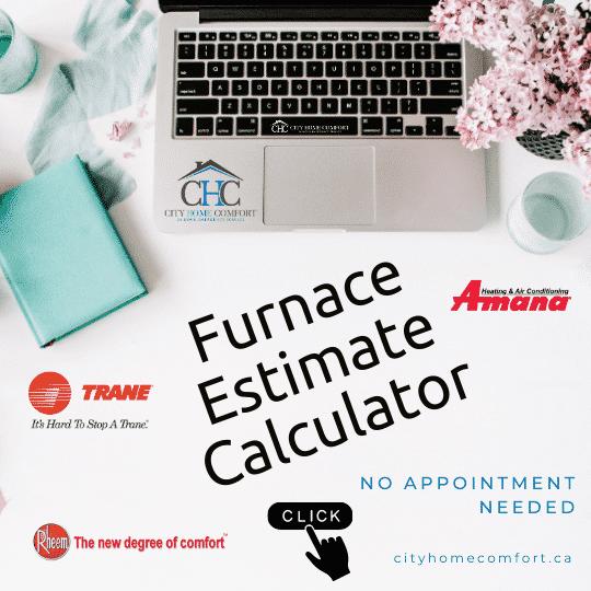 furnace calculator half web